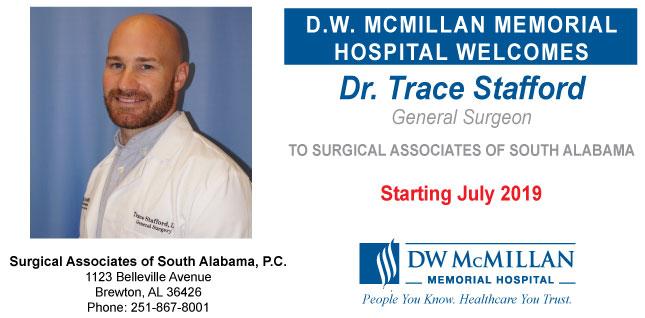D W  McMillan Memorial Hospital